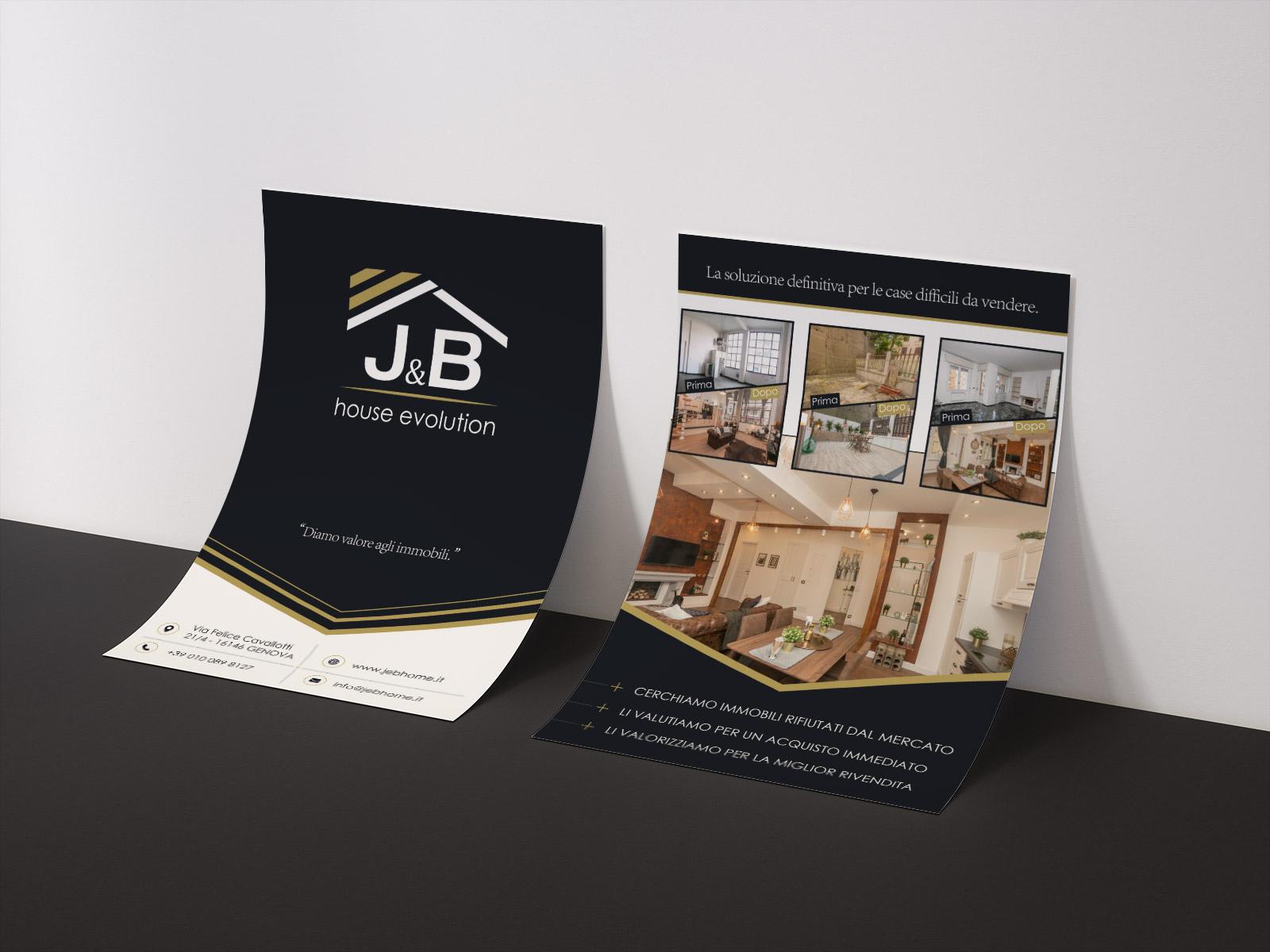 J&B House Evolution